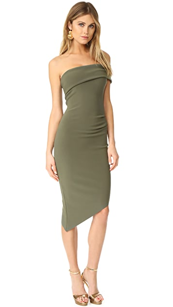 Bec & Bridge Love Ruler Asymmetrical Dress
