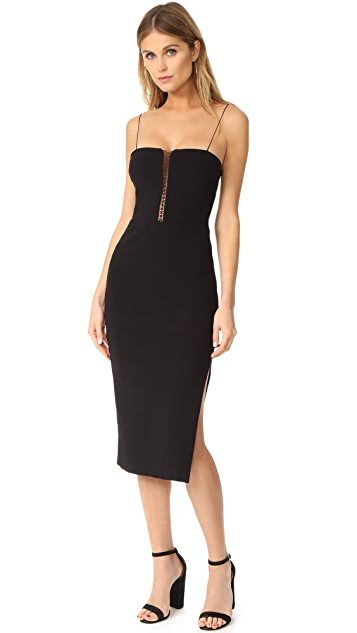 Bec & Bridge Heartbreaker Midi Dress