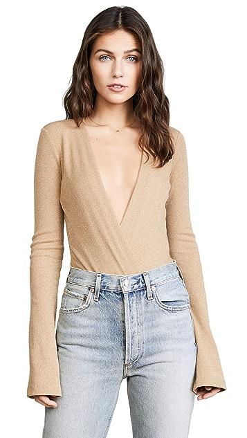 Bec & Bridge Glitter Gal Bodysuit