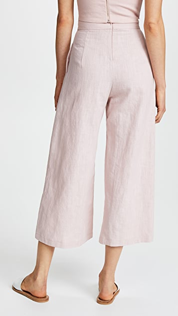 Bec & Bridge Evie Rose Pants