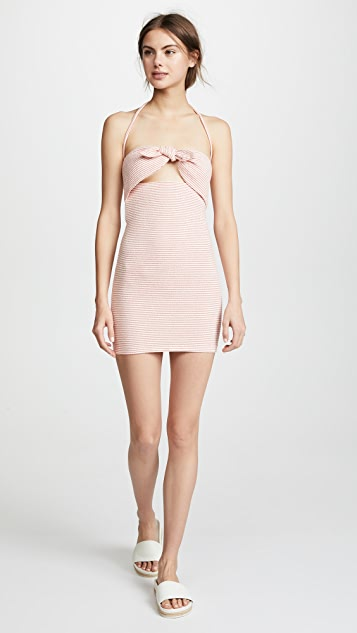 Bec & Bridge Peaches & Cream Dress