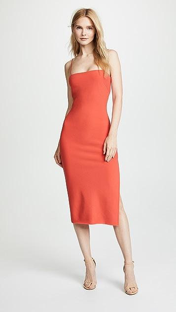Bec & Bridge Dreamgirl Slim Midi Dress