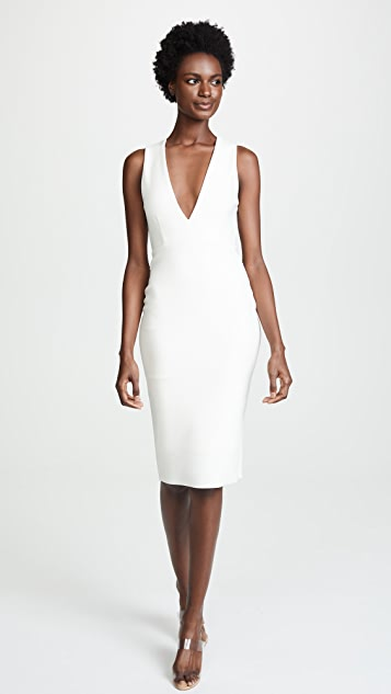 Bec & Bridge Eva Plunge Dress