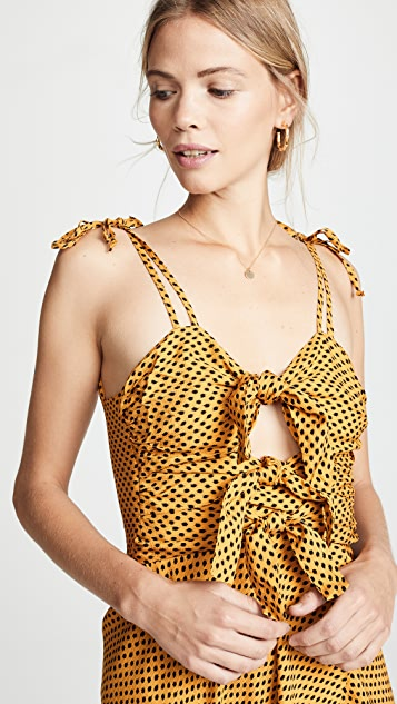 Bec & Bridge Sun Valley Midi Dress