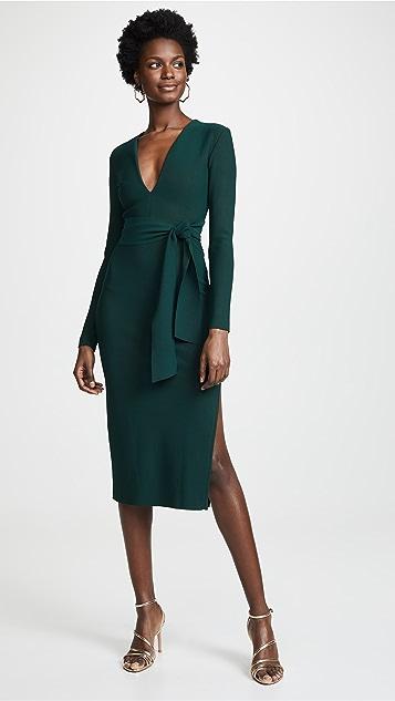 Bec & Bridge Margaux Plunge Dress