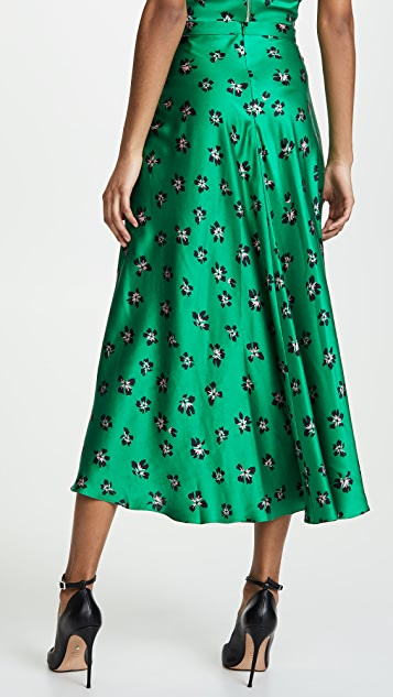 Bec & Bridge Tropicana Midi Skirt