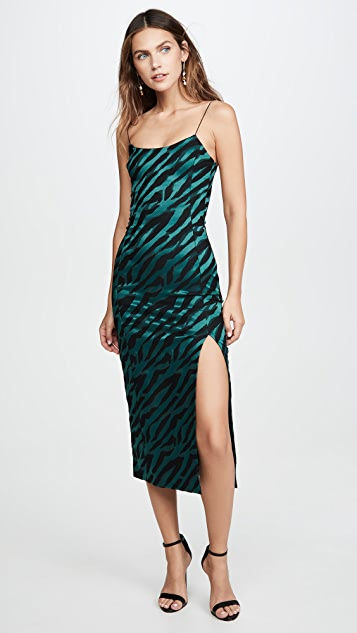 Bec & Bridge Discotheque Midi Dress