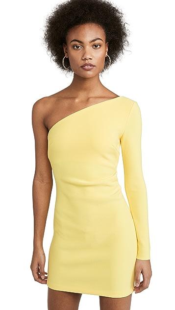 Bec & Bridge Gemma Assymetrical Mini Dress