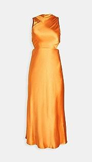 Bec & Bridge Seraphine Cutout Midi Dress