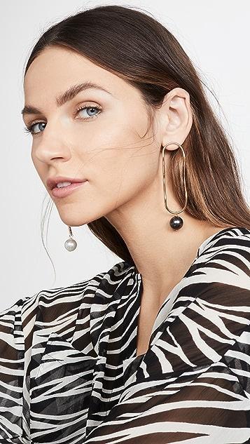 Beck Jewels Agra Waves Earrings