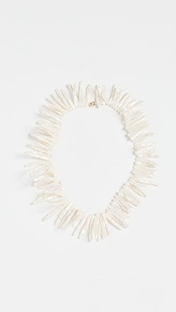 Beck Jewels Mare Pearl Necklace