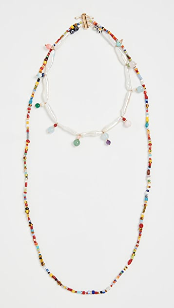 Beck Jewels Cala Deia Necklace