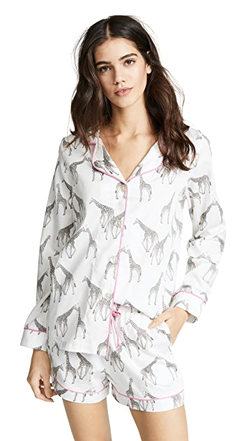 Bedhead Love at Great Heights Pajama Set