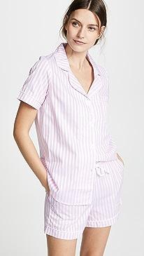 Classic Stripe Pajama Set