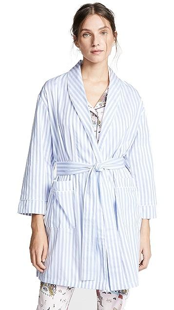 BedHead Pajamas 蓝色条纹礼服