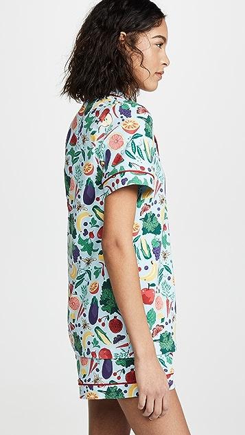 BedHead Pajamas Fruits & Veggies PJ Set