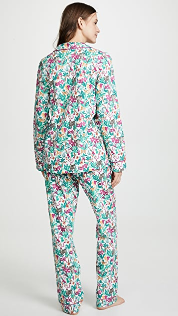 BedHead Pajamas Into The Jungle 睡衣套装