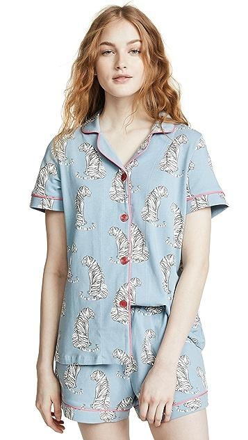 BedHead Pajamas Earned My Stripes PJ Set