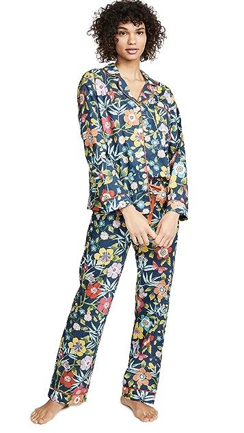 BedHead Pajamas Liberty of London Fabrics Pavillion PJ Set