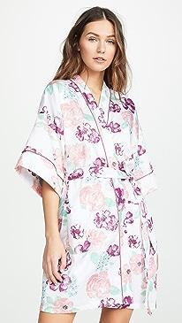 Love Blossom Kimono Robe