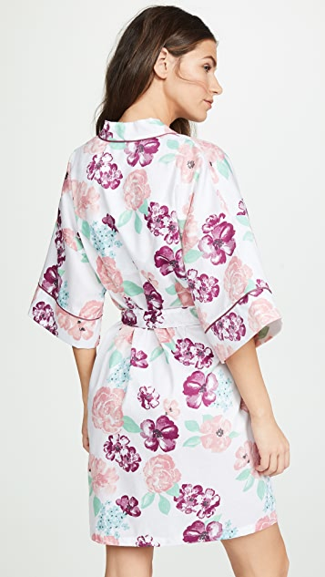 BedHead Pajamas Love Blossom Kimono Robe