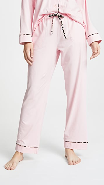 Bedhead Pink Long PJ Set