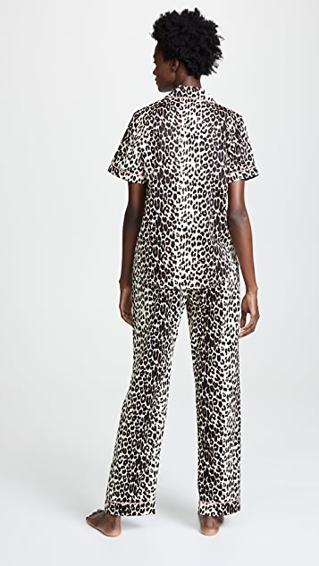 Bedhead Wild Leopard Classic PJ Set