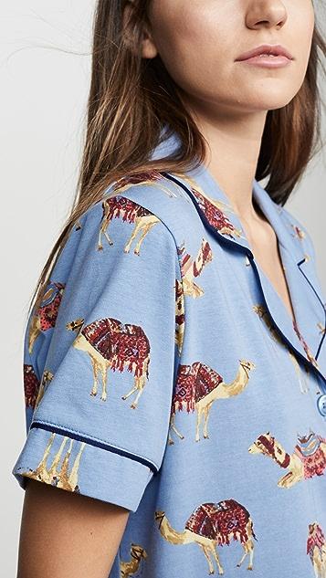 BedHead Pajamas Caravan PJ Set