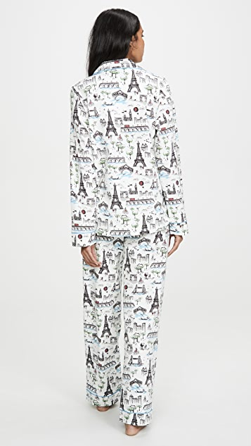 BedHead Pajamas Sightseeing Classic PJ Set