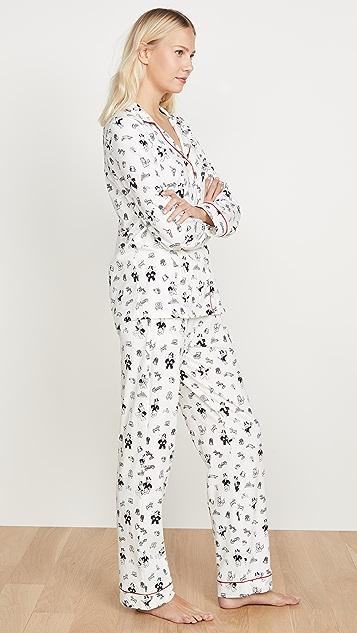 BedHead Pajamas BedHead Pajamas x Monopoly Icons