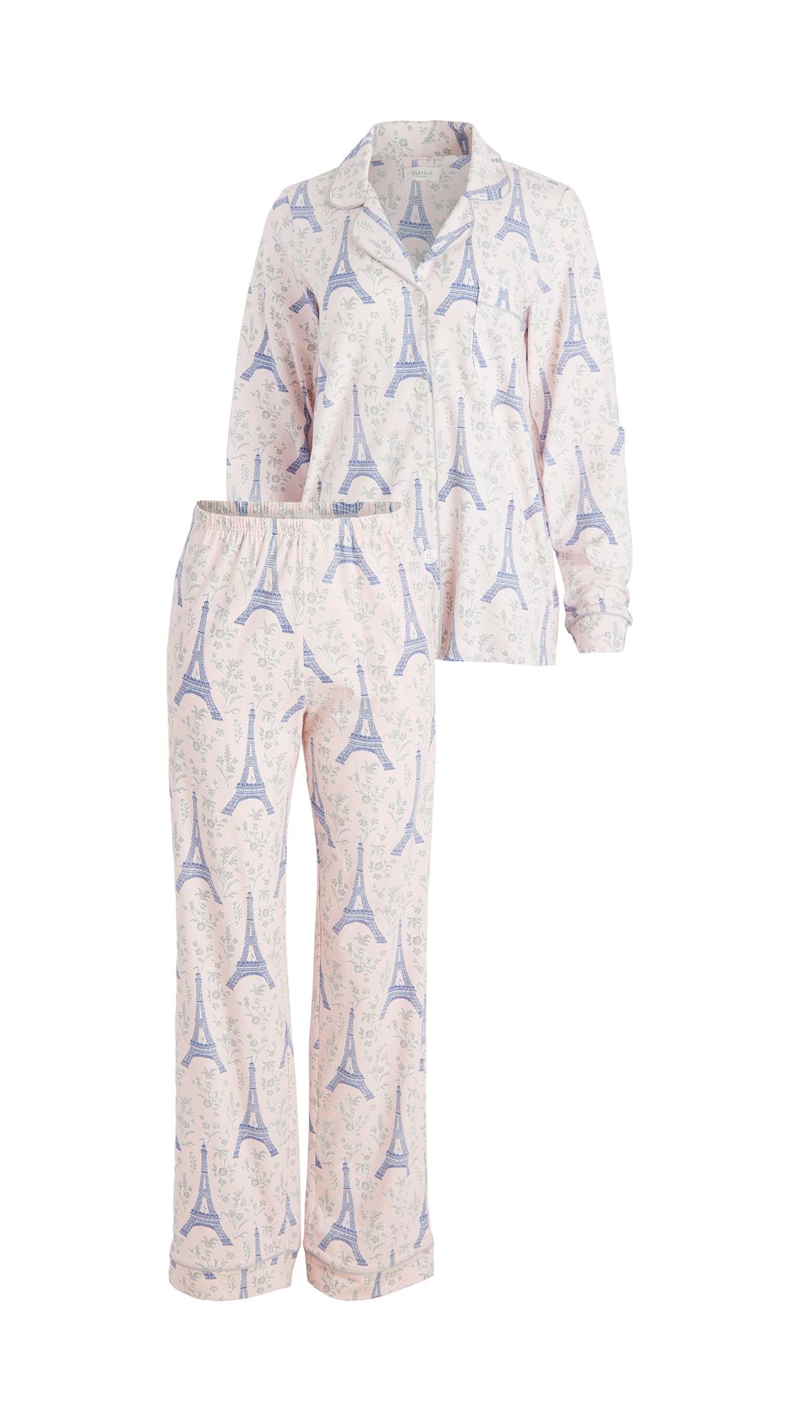 BedHead Pajamas Colette's Eiffel Classic PJ Set