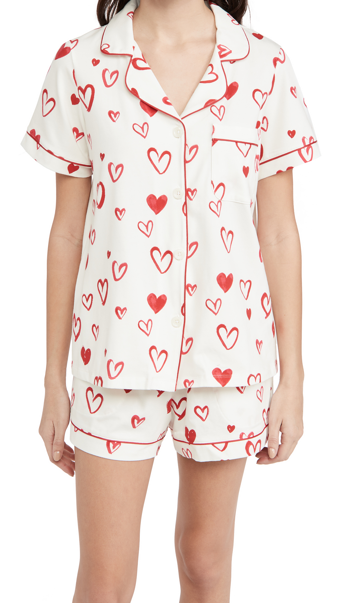 BedHead Pajamas Classic Shorty PJ Set