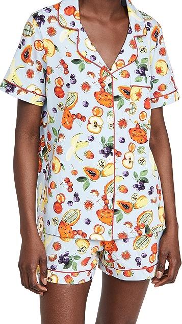 BedHead Pajamas Forbidden Fruit 短睡衣套装