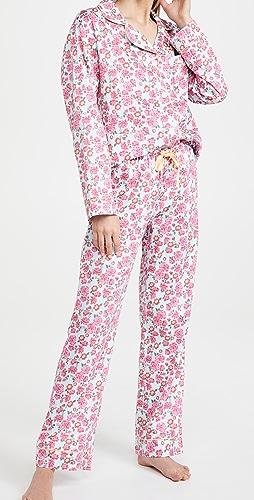 BedHead Pajamas - Long Sleeve Classic PJ Set