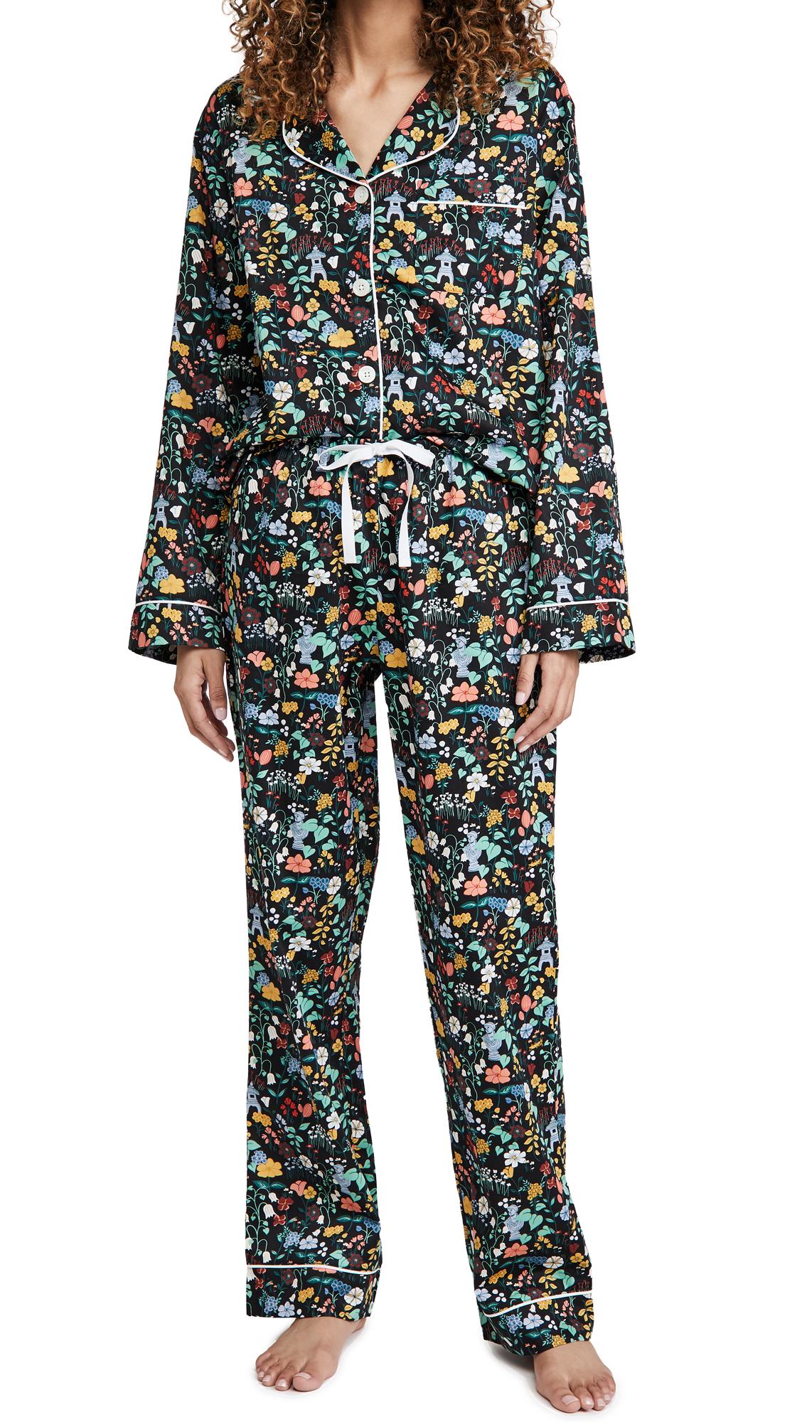 BedHead Pajamas Artist's Garden Classic Classic PJ Set