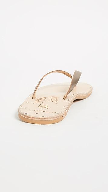 beek Seabird Thong Sandal