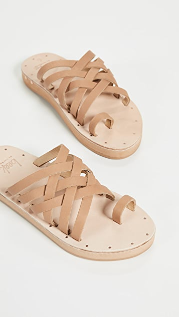 beek Puffbird Slide Sandals