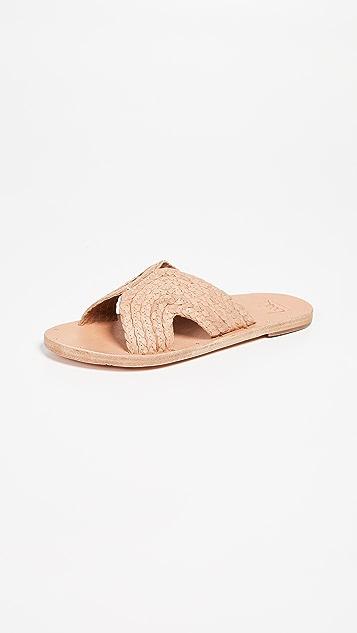 beek Myna Slide Sandals
