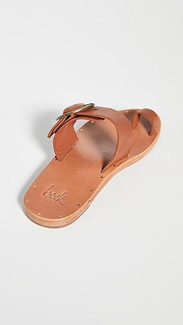 beek Swift Toe Ring Sandals