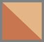 棕褐色蛇纹/棕褐色
