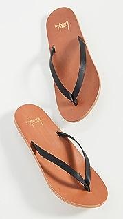 beek Seabird Thong Sandals