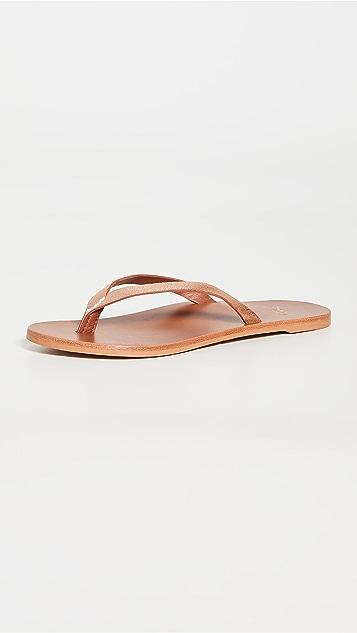 甜菜紫 Seabird 凉鞋