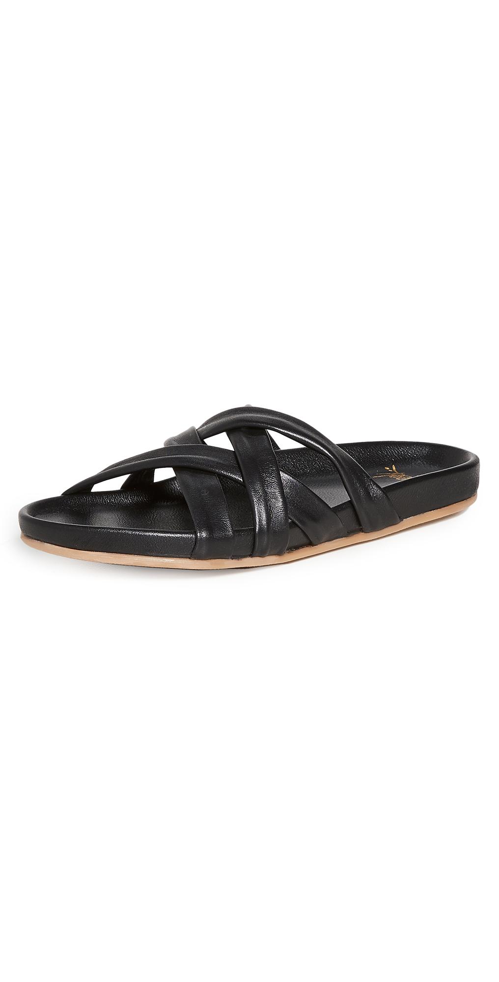 beek Mandarin Sandals