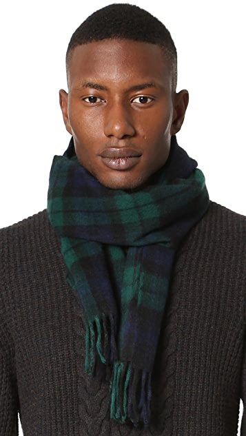 Begg & Co. Blackwatch Scarf