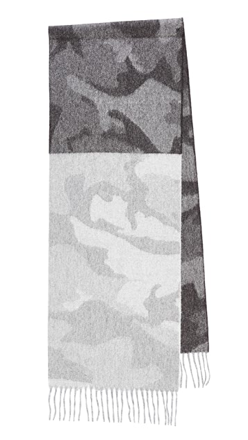 Begg & Co. Camo Scarf