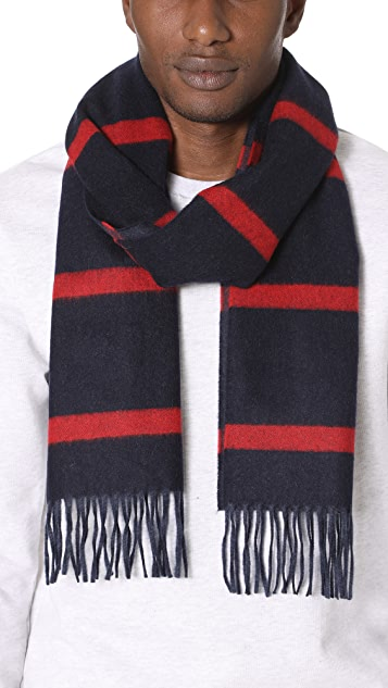 Begg & Co. Stripe Scarf