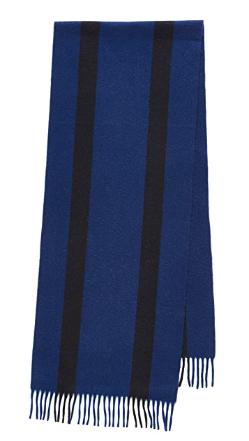 Begg & Co. Vertical Stripe Scarf