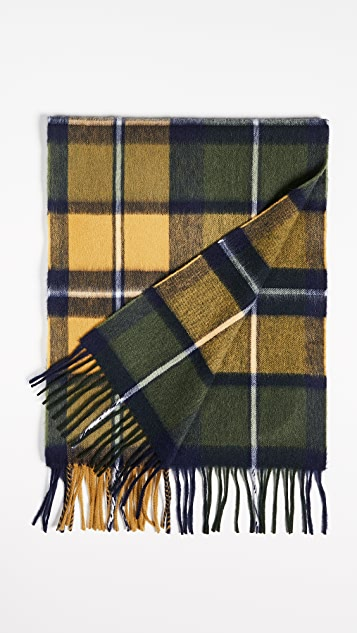 Begg & Co. Jura Charlie Plaid Scarf