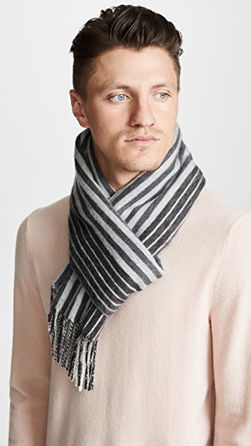 Begg & Co. Jura Huli Striped Scarf