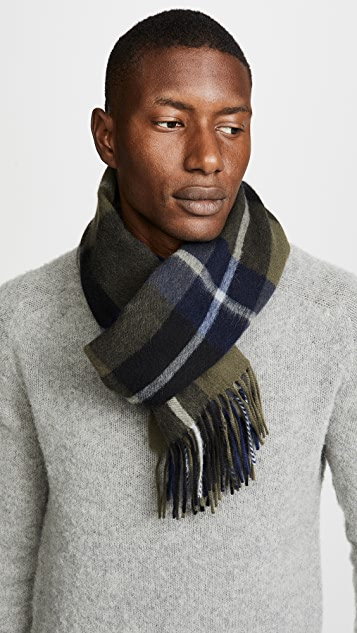 Begg & Co. Jura Linscott Plaid Scarf